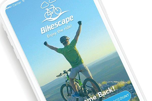 Bikescape APP