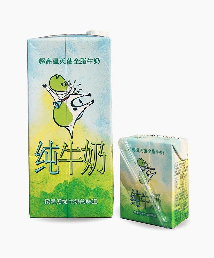 Milk-Chinese