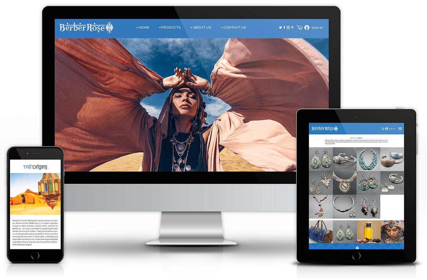 Website-BerberRose-Responsive